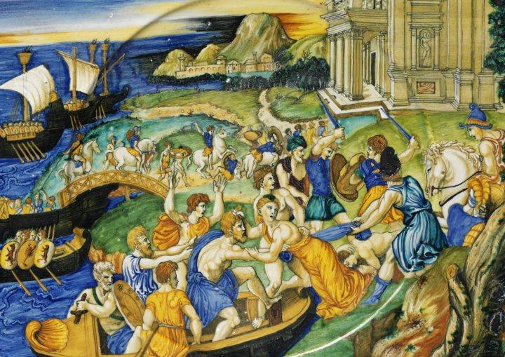 L'Italia del Rinascimento. Lo splendore della maiolica Torino