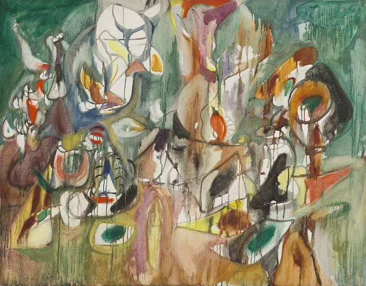 Arshile Gorky: 1904-1948 Venezia