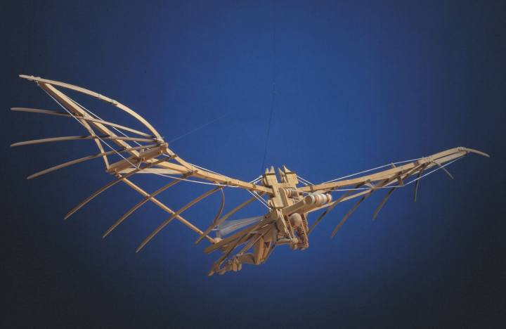 Leonardo da Vinci: Visions. Le sfide tecnologiche del genio universale Sansepolcro
