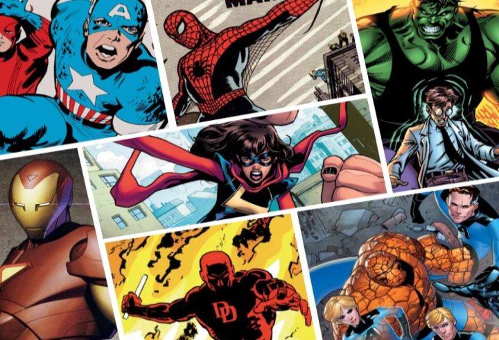 Amazing. 80 (e più) anni di supereroi Marvel Milano