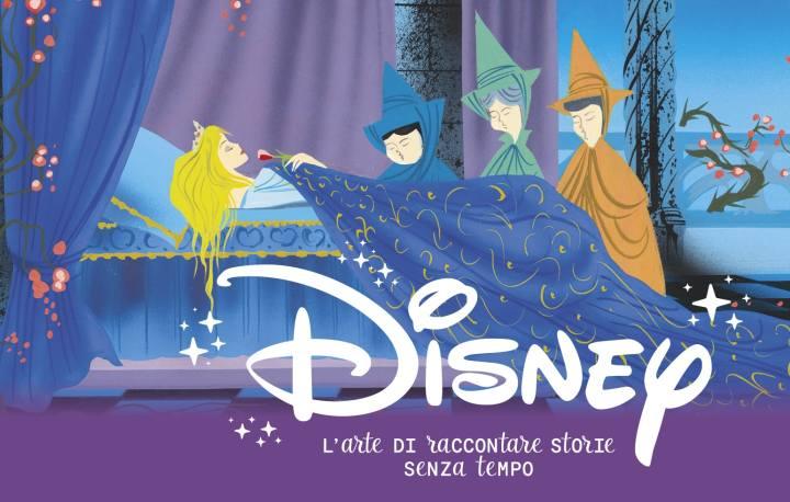 Disney. L'arte di raccontare storie senza tempo Milano