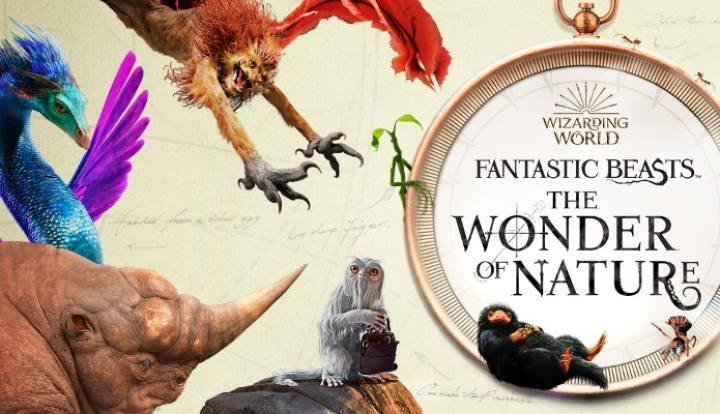 Fantastic Beasts: The Wonder of Nature Londra