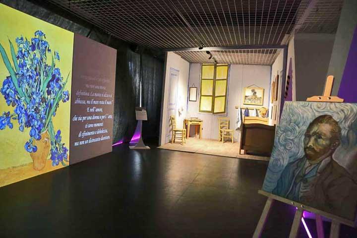 Vincent Van Gogh Multimedia & Friends Parma