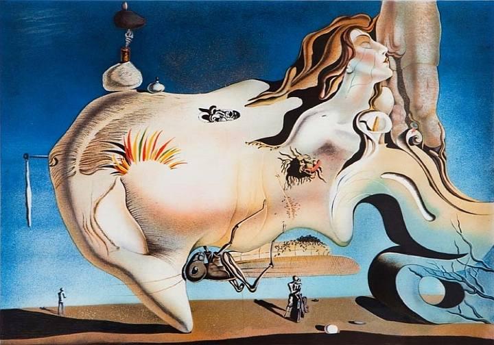 La realtà svelata. Il Surrealismo e la metafisica del sogno Lucca