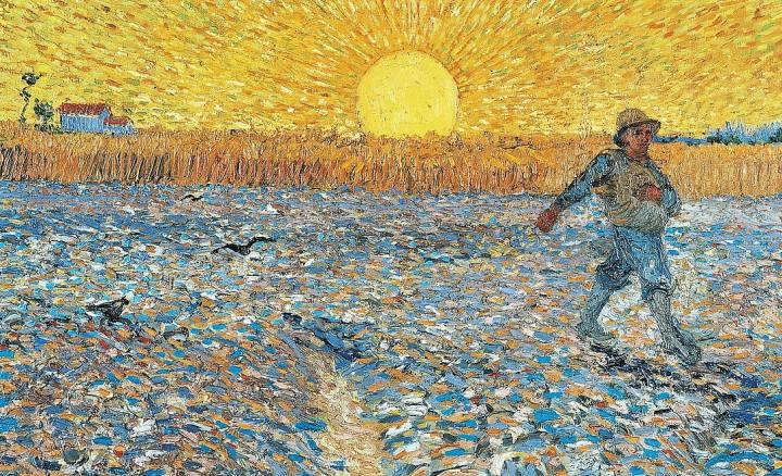 Van Gogh, I colori della vita Padova
