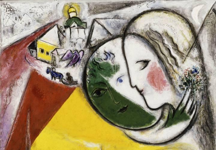 Marc Chagall. Anche la mia Russia mi amerà Rovigo