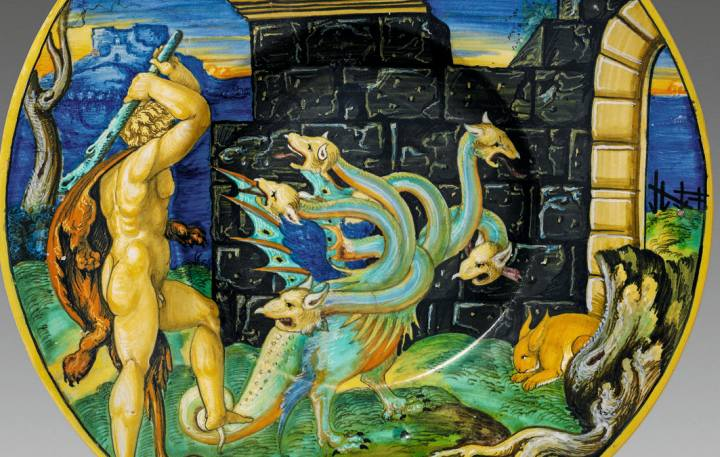RAPHAEL WARE. I colori del Rinascimento Urbino