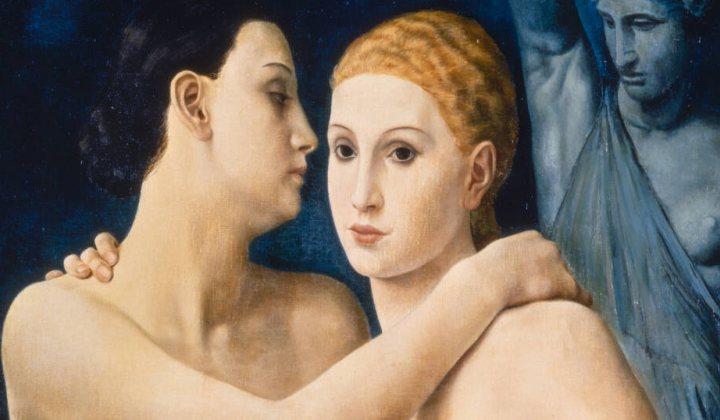 Ritratto di donna. Il sogno degli anni Venti e lo sguardo di Ubaldo Oppi Vicenza