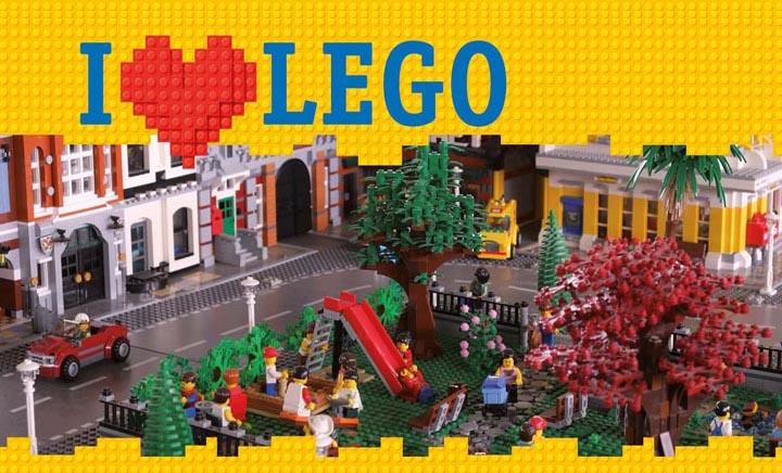 I Love Lego Bologna