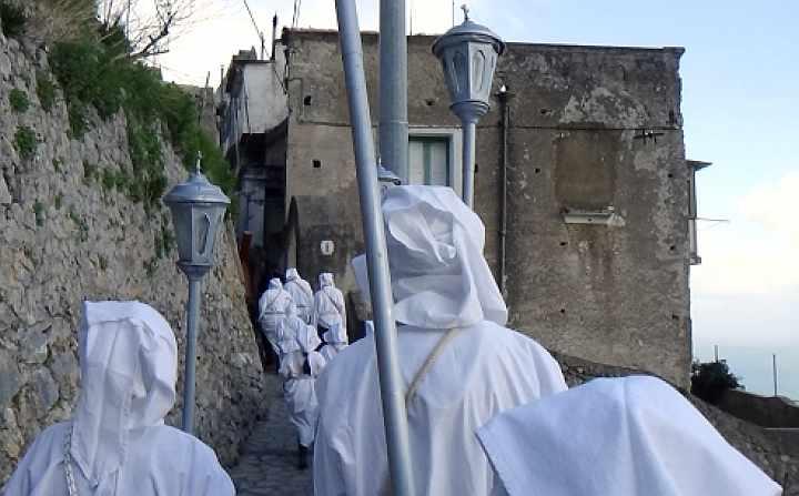 Processione dei Battenti e Processione del Cristo Morto Minori