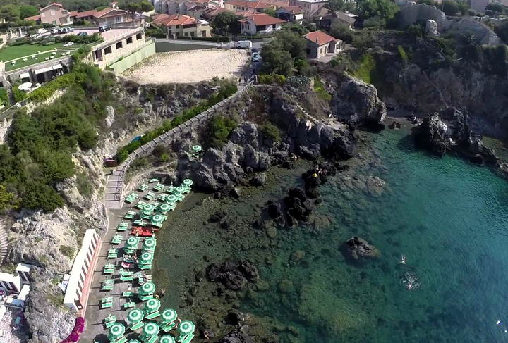 Le spiagge pi belle della toscana ecco la classifica - Bagno delle donne talamone ...