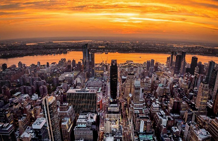 Sunrise Experience New York City