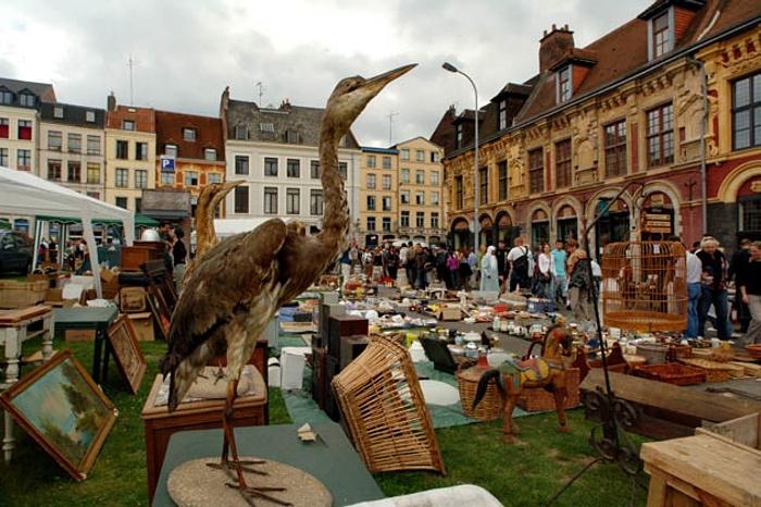 Braderie Lille