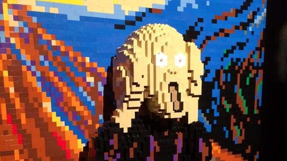 The Art of The Brick Genova