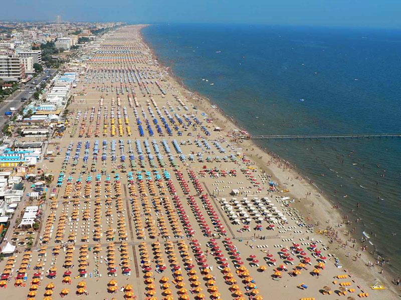 Matrimonio Spiaggia Emilia Romagna : Vacanze mare emilia romagna località balneari più belle