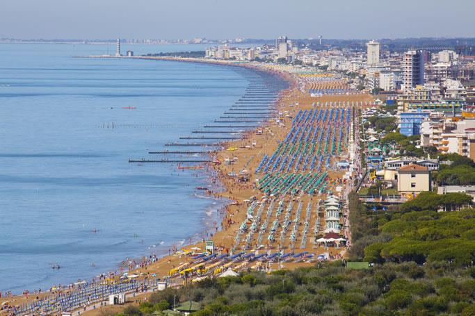 Cartina Spiagge Veneto.Vacanze Mare Veneto 2021 Localita Balneari Piu Belle Dove Andare