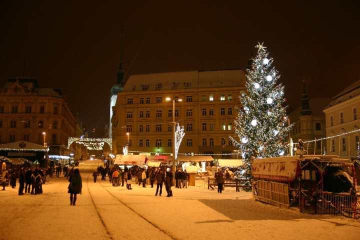Mercatini di Natale 2016 Brno
