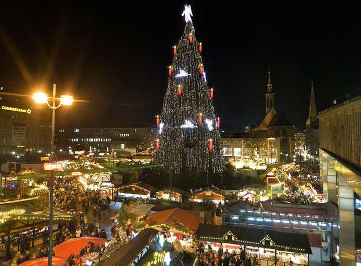 Mercatini di Natale 2016 Dortmund