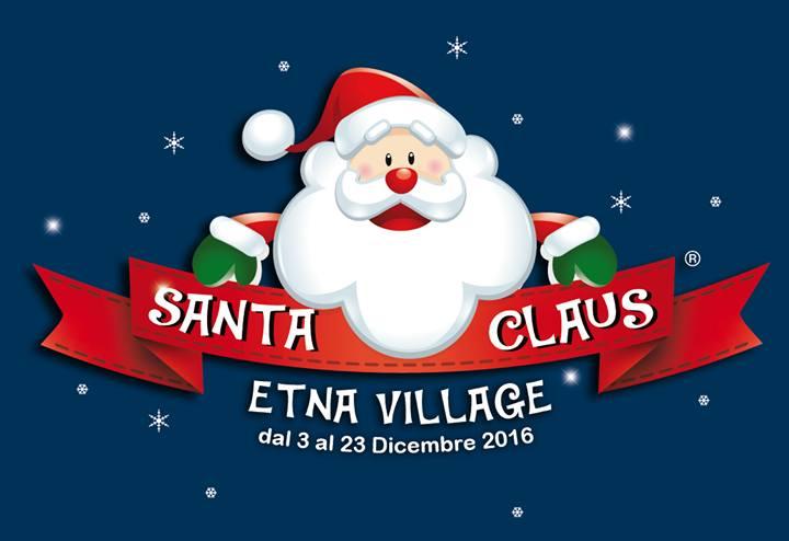 Santa Claus Etna Village Belpasso