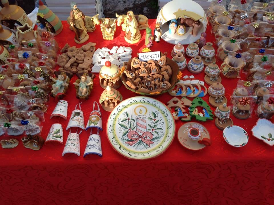 mercatino di Natale Lazio