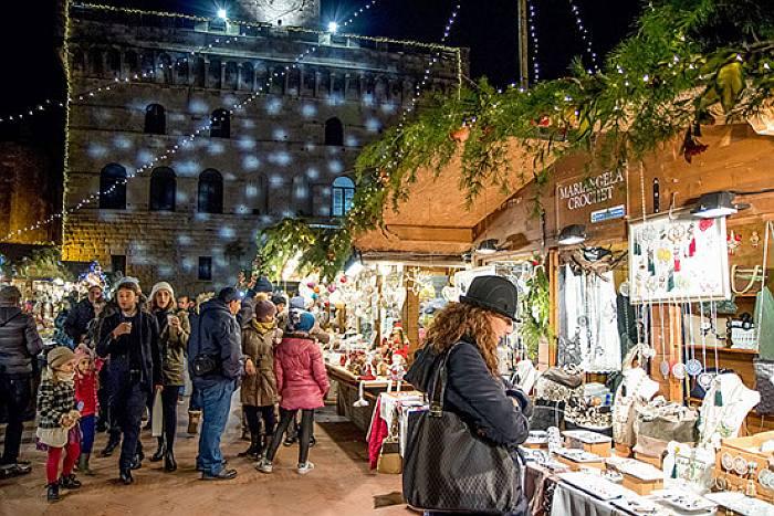 Villaggio di Natale Montepulciano