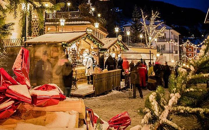 Villaggio Di Babbo Natale Italia.Il Magico Villaggio Di Babbo Natale Ad Aquino Date 2018 E