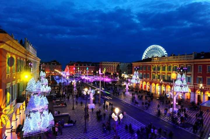 Passa il Natale in Costa Azzurra: ecco cosa c'è da vedere