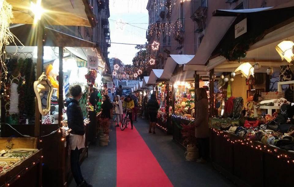 Merry Christmas Market Catania