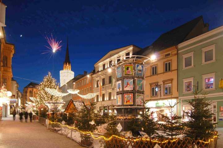 Mercatini di Natale 2016 Villach