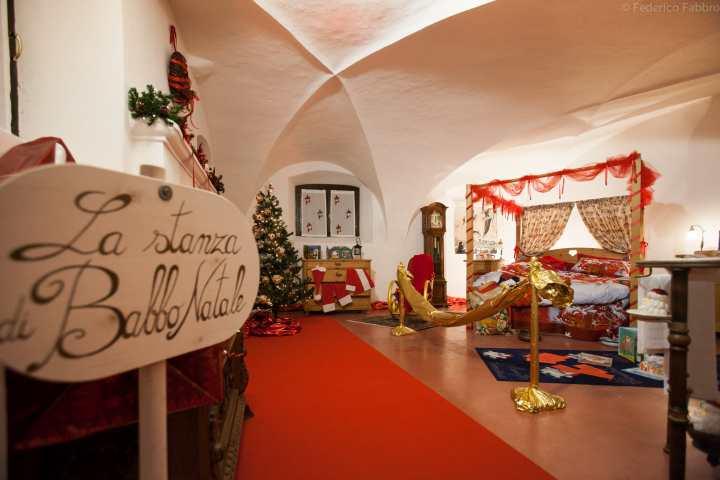 Babbo Natale a Palazzo Martini Mezzocorona