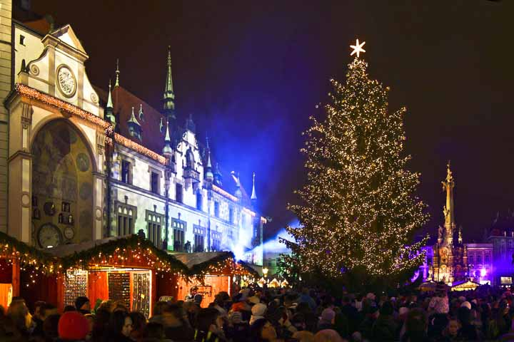 Mercatini di Natale 2016 Olomouc