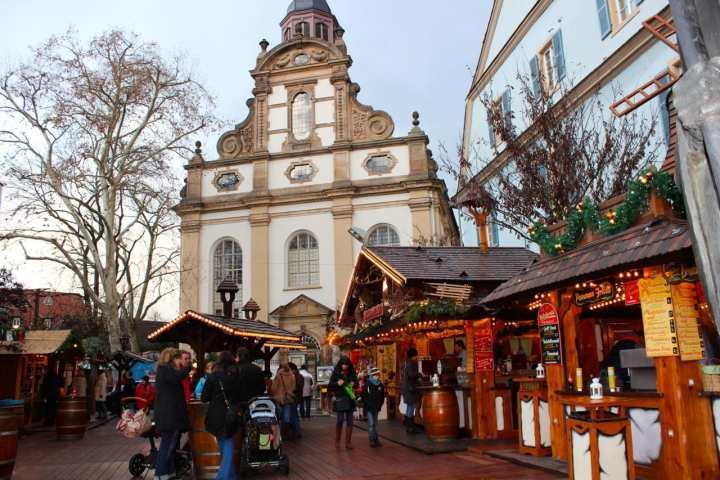 Mercatini di Natale 2016 Speyer