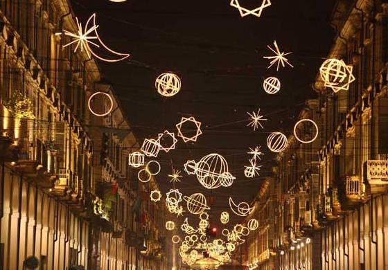 Natale coi fiocchi Torino