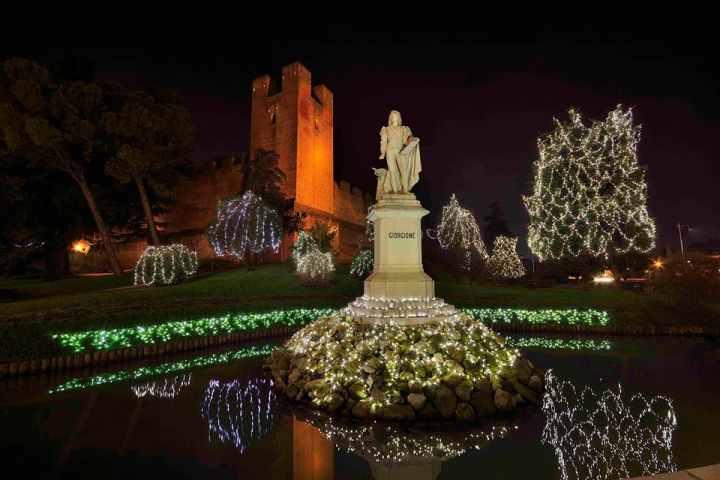 Natale sotto le mura Castelfranco Veneto