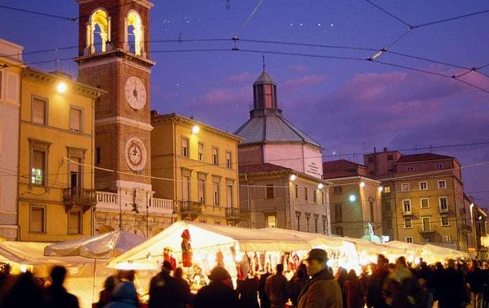 Mercatini di Natale 2016 Rimini