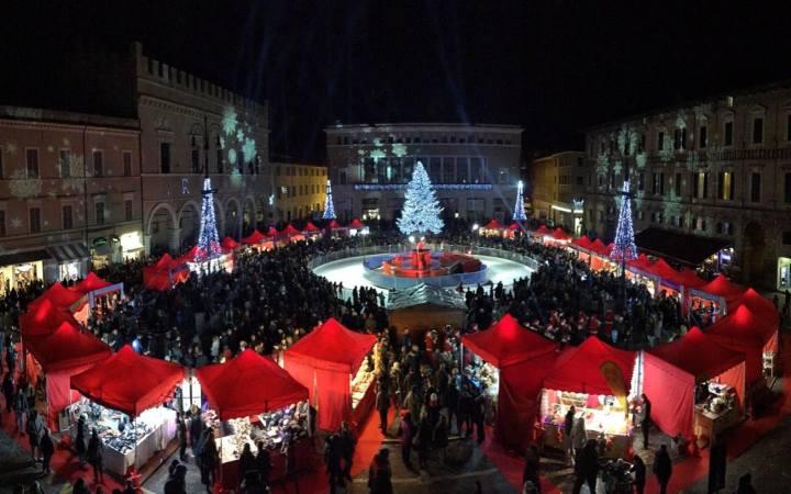 Mercatini di Natale 2016 nel Castello di Ottaviano