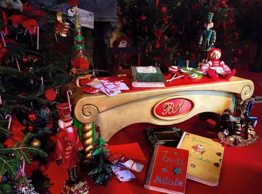 La casa di Babbo Natale Montecatini Terme
