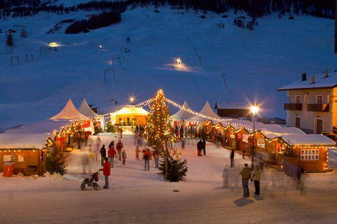Villaggio di Natale Livigno