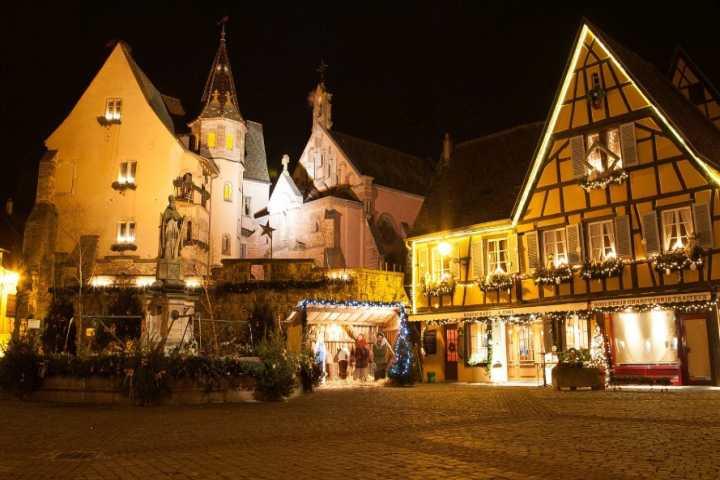 Mercatini di Natale 2016 Eguisheim