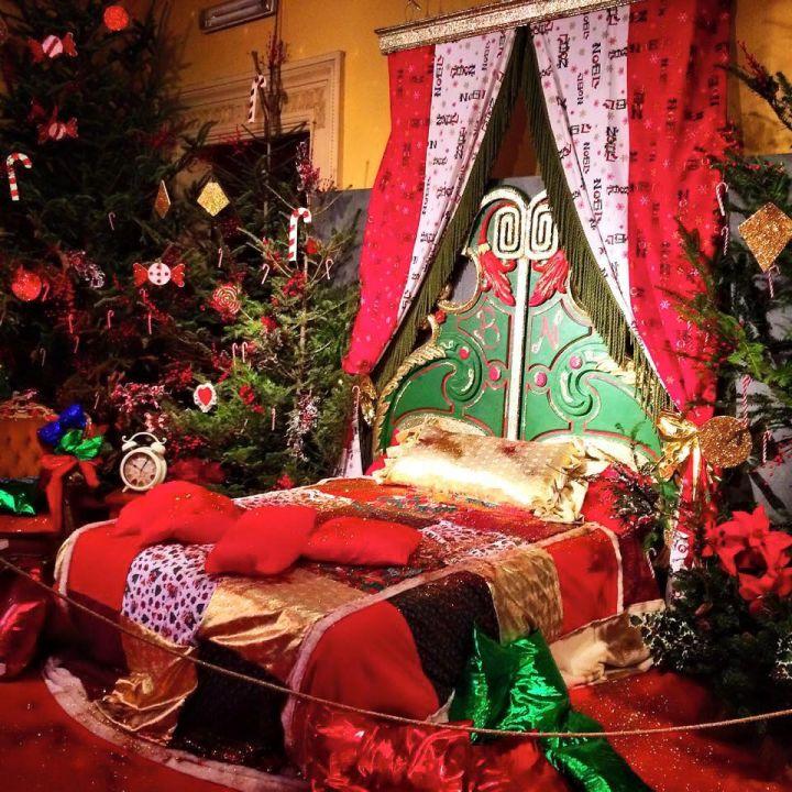 Casa Babbo Natale 2019.La Casa Di Babbo Natale Montecatini Foto Disegni Di Natale 2019