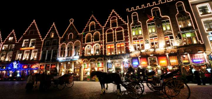 Mercatini di Natale 2019 Bruges