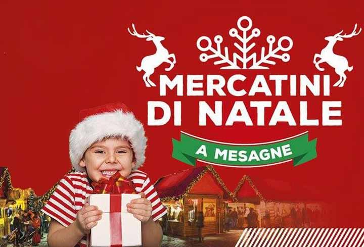 Mercatini di Natale 2019 Mesagne