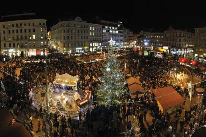 Mercatini di Natale 2017 Ceske Budejovice