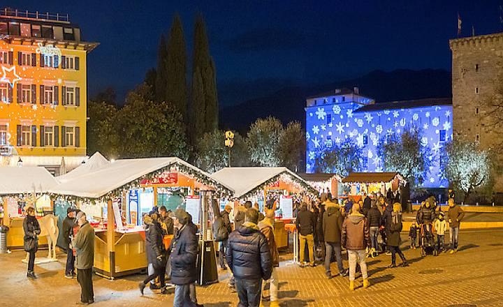 Villaggio di Natale Riva del Garda