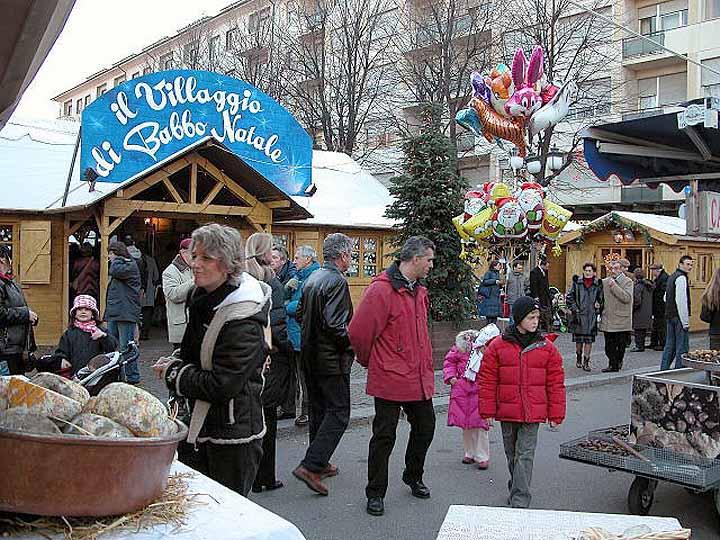 Il Villaggio di Babbo Natale Rivoli