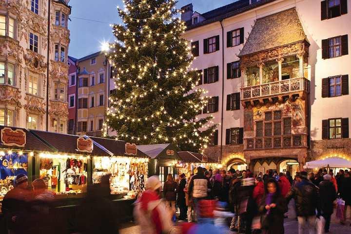Mercatini di Natale 2017 Innsbruck