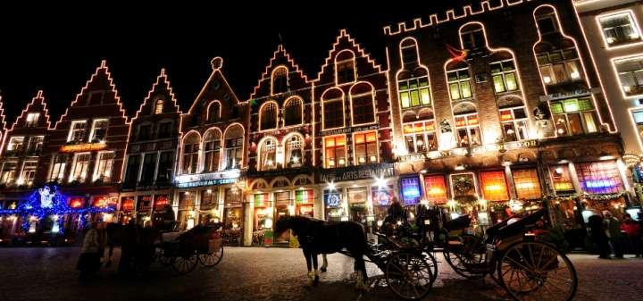 Mercatini di Natale 2017 Bruges