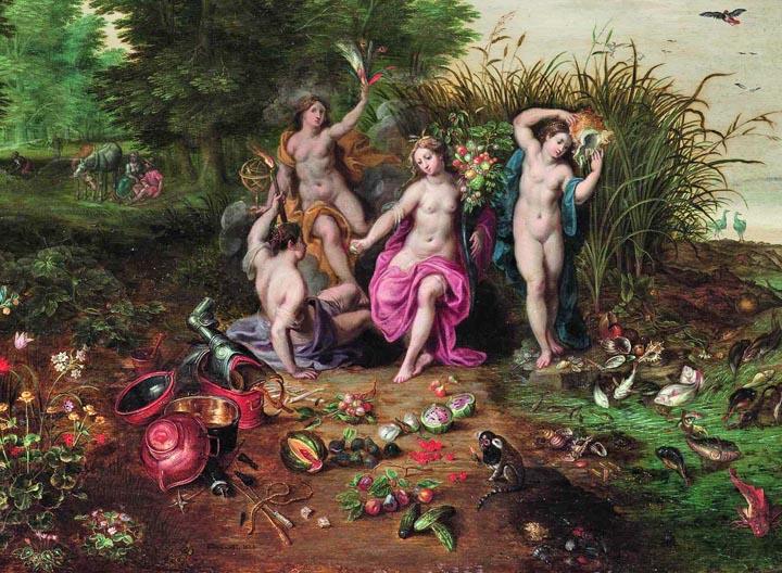 Brueghel. Capolavori dell'arte fiamminga Venaria Reale