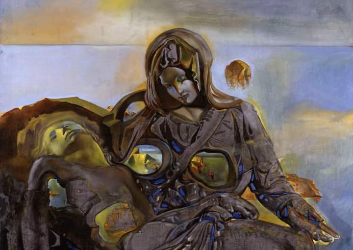 Dalí Il sogno del Classico Pisa