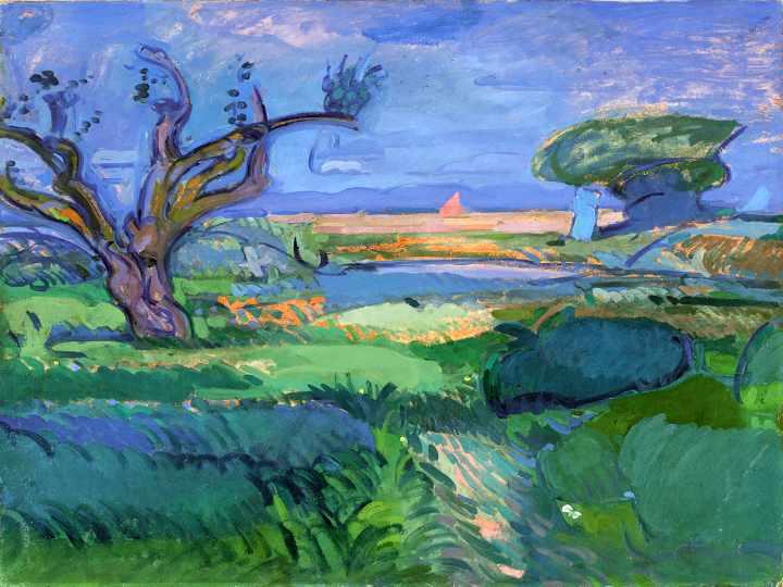 I Nabis, Gauguin e la pittura Italiana d'Avanguardia Rovigo